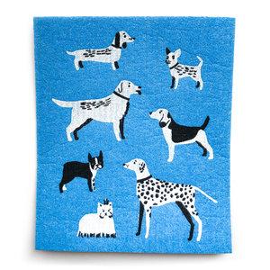 Now Designs Swedish Dishcloth|Dog Days