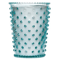 Simpatico Candle | Hobnail Glass Jar
