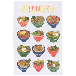 Now Designs Tea Towel | Ramen
