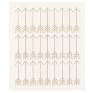 Now Designs Swedish Dishcloth Sandstone