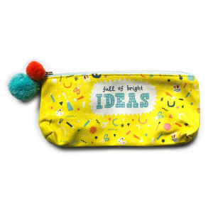 Compendium Bag Pencil Pouch | Full Of Bright Ideas