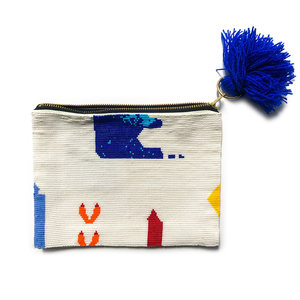 Meso Goods Bag Pouch   Beaded