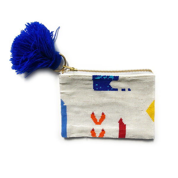 Meso Goods Pouch | Beaded