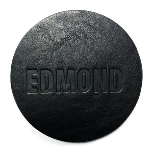 Jimmyrockit Coaster | Leather | Edmond
