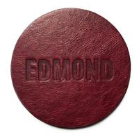 Coaster | Leather | Edmond