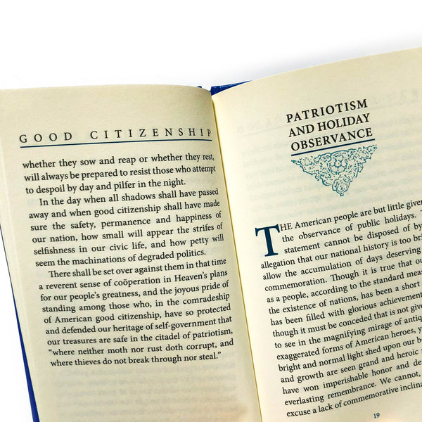 Ingram Publisher Services Book | USA Good Citizenship