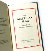 Ingram Publisher Services Book   USA American Flag