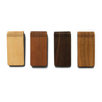 Autumn Summer Money Clip | Wood | Maple