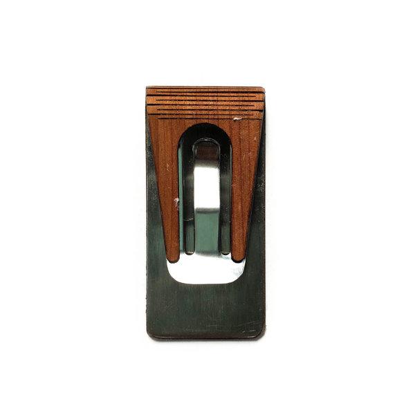 Money Clip|Wood|Cedar