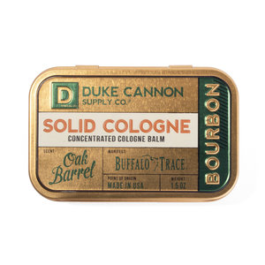 Duke Cannon Solid Cologne | Bourbon