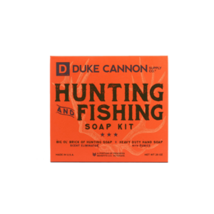 Duke Cannon Gift Set | Hunting & Fishing