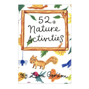 Chronicle Books 52 Nature Activities | Card Set
