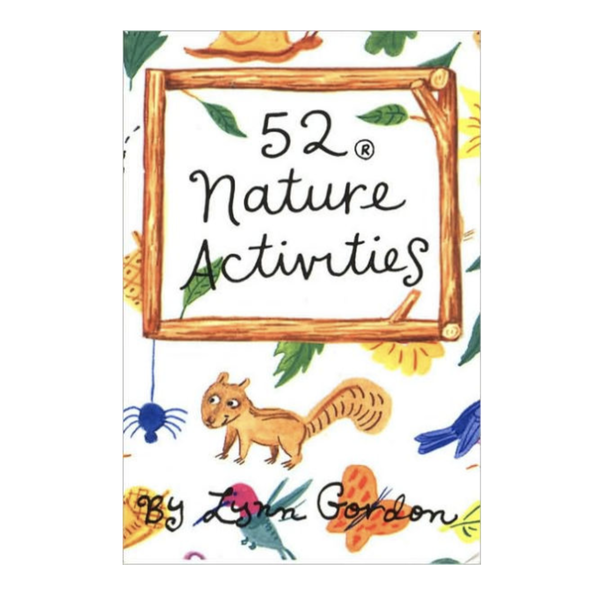 Chronicle Books Card Set | 52 Nature Activities