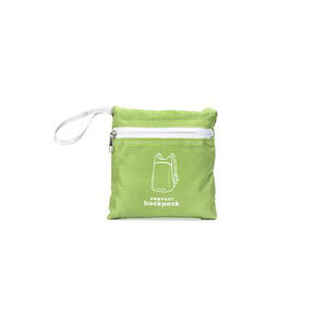 Kikkerland Compact Backpack | Green