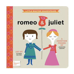 Gibbs Smith Board Book | Romeo & Juliet