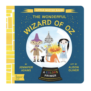 Gibbs Smith Board Book | The Wizard Of Oz