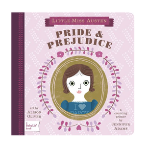 Gibbs Smith Board Book | Pride & Prejudice