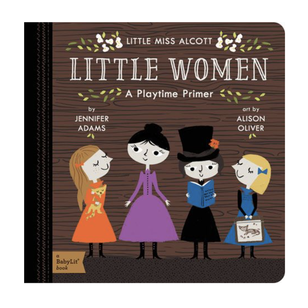 Gibbs Smith Board Book | Little Women