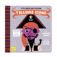 Gibbs Smith Board Book | Treasure Island