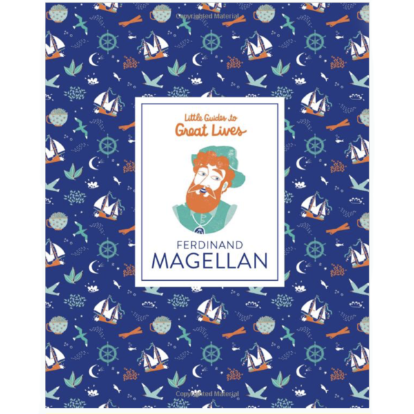 Chronicle Books Book | Little Guides To Great Lives | Magellan