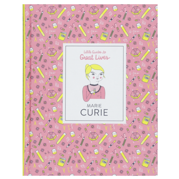 Chronicle Books Book | Little Guides | Curie