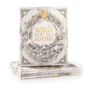 Compendium Book | Boxed Set | What You Do Matters
