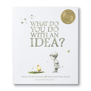 Compendium Book | What Do You Do with an Idea?