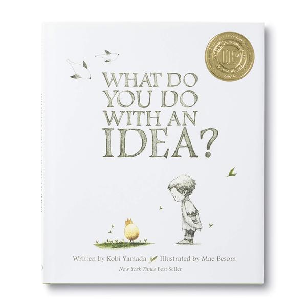 Compendium Book | What Do You Do With An Idea?