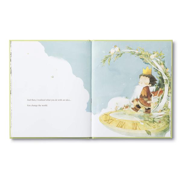 Compendium Book | What Do You Do With An Idea