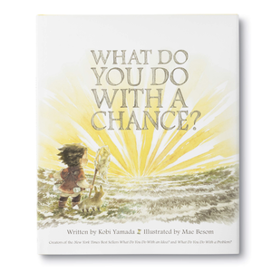 Compendium Book | What Do You Do With A Chance?