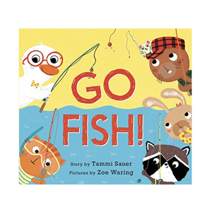 HarperCollins Book | Go Fish!