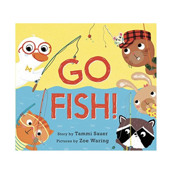 HarperCollins Book | Go Fish!