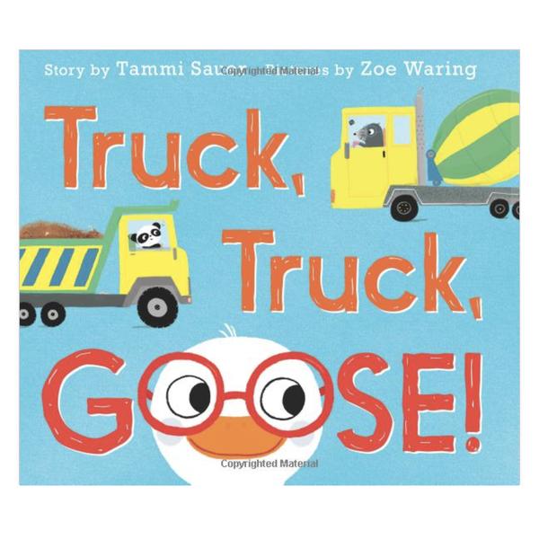 HarperCollins Book|Truck, Truck, Goose