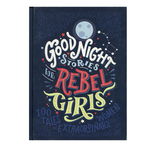 Simon & Schuster Book | Good Night Stories For Rebel Girls | Vol 1