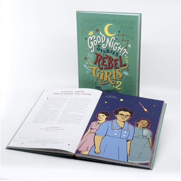 Rebel Girls Book | Good Night Stories For Rebel Girls | Vol 2