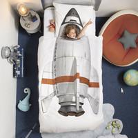 Snurk Duvet Cover & Pillowcase | Variety