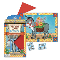 EEBOO Game | Pin The Tail On The Donkey