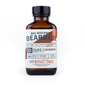 Duke Cannon Beard Oil | Big Bourbon