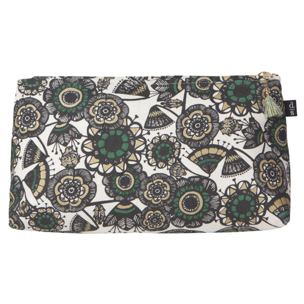 Now Designs Cosmetic Bag | Shadowvale | Large
