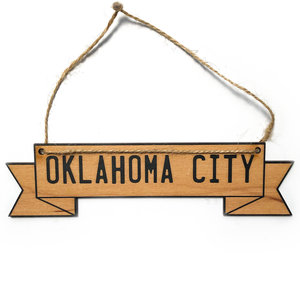 Tree Hopper Toys Ornament | Oklahoma City
