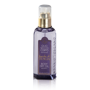 Erbario Toscano Dry Body Oil | Bacche Di Tuscia