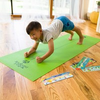 HearthSong Yoga Mat