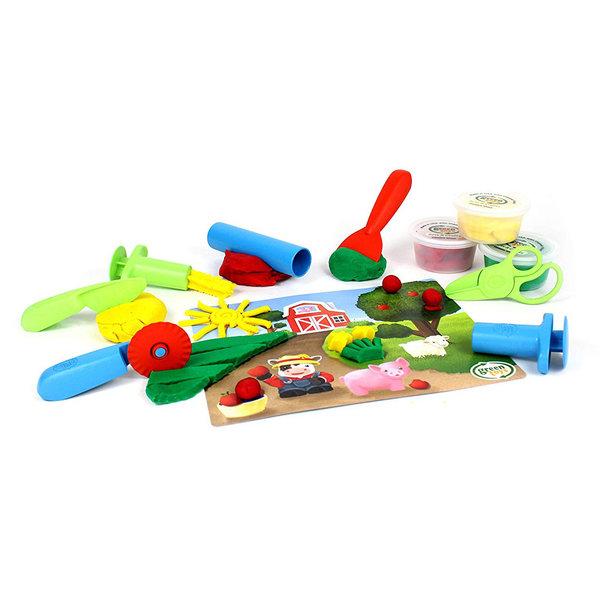 Green Toys Tool Essentials | Dough Set