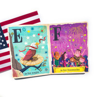 Gibbs Smith Board Book | A Is For America
