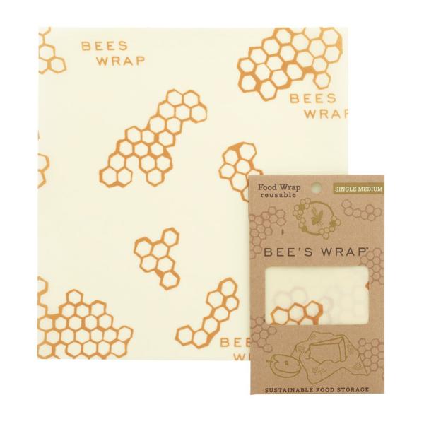 Bee's Wrap Bees Wrap | Medium Wrap | Set/3