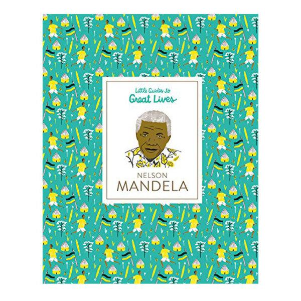 Chronicle Books Book|Little Guides|Nelson Mandela