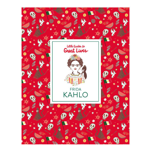 Chronicle Books Book|Little Guides|Frida Kahlo