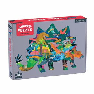 Chronicle Books Puzzle|Dinosaurs|300 Pieces