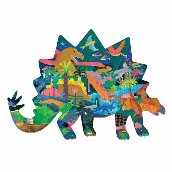 Chronicle Books Puzzle | Dinosaurs | 300 Pieces