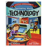 Gibbs Smith Book | Little Leo World | Technology